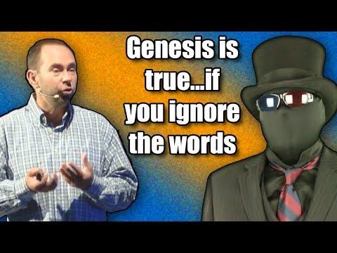 Proving New Age woo by rewriting Genesis 1 (Johan Oldenkamp P2)