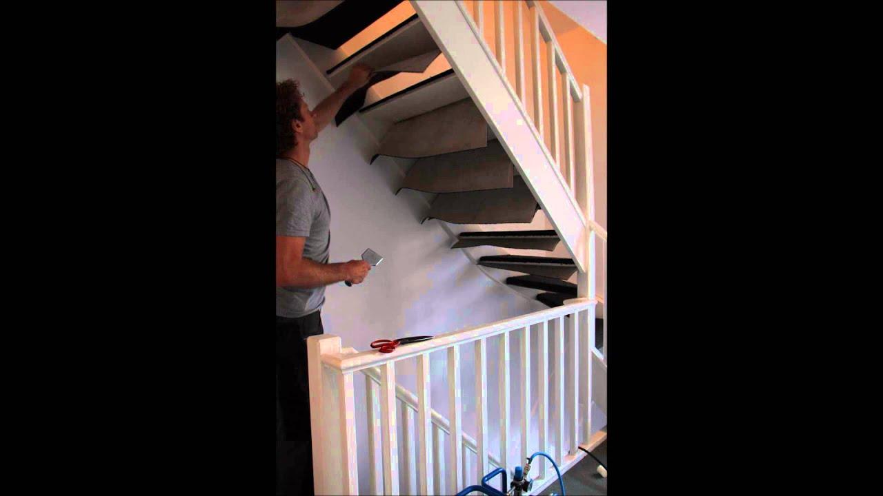 Super Open trap stofferen - YouTube HX57