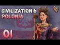 Civilization 6 Polônia #01
