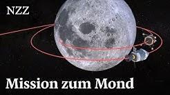 Apollo 11: Wie die erste Mondlandung möglich wurde - und doch beinahe scheiterte
