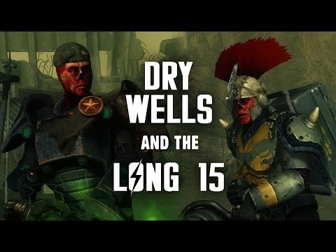 Lonesome Road Part 9: Dry Wells & The Long 15 - Fallout New Vegas Lore