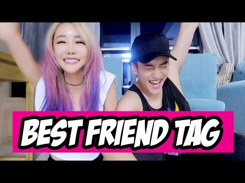 The Best Friend Tag Challenge