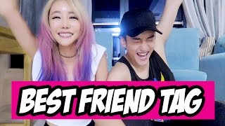 The Best Friend Tag Challenge thumbnail