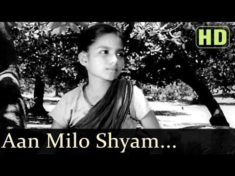 Aan Milo Aan Milo Shyam (HD) - Devdas (1955) - Dilip Kumar - Vyjayantimala - Geeta Dutt - Manna Dey