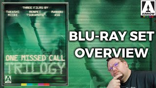 ONE MISSED CALL Trilogy Blu-ray Overview (Arrow Video)