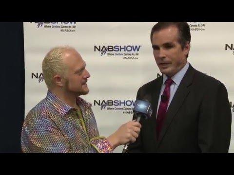 NAB Show LIVE: Bob Woodruff, NAB Distinguished Service Award Inductee