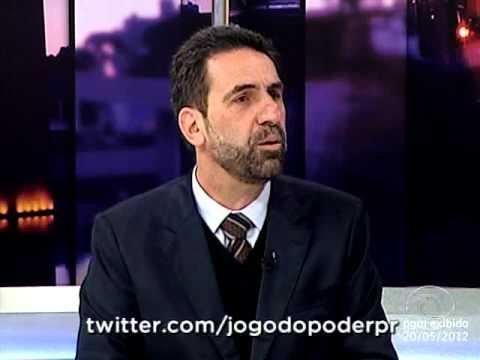 Jogo do Poder Paraná: Enio Verri (20/05/2012)