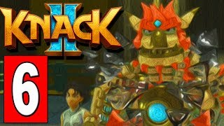 KNACK 2 Gameplay Walkthrough Part 6 CHAPTER: YURICKS LABORATORY