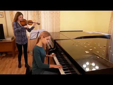 ДДТ  Что такое осень на скрипке и пианино