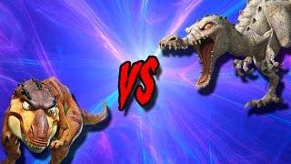 Прохождение игры Ледниковый период 3: Эра динозавров #10 - Эпичная битва