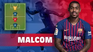 MALCOM | MY TOP 4 (LEGENDS)