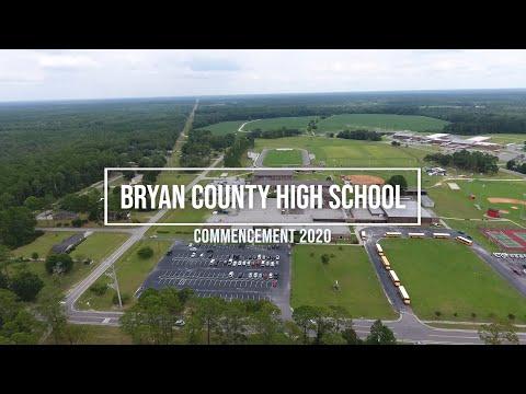 Bryan County High School Graduation - May 16th, 2020