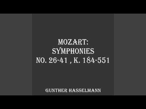 Symphony No. 35 In D Major, K385 'Haffner' : IV. Finale Presto
