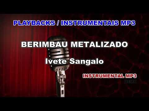 berimbau metalizado playback
