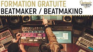 Comment Devenir un Beatmaker ? (Formation Beatmaking Gratuite)