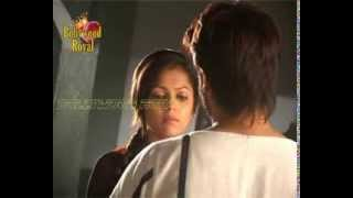 On location of TV Serial 'Madubala'Madhu asking for Divorce from RK 1