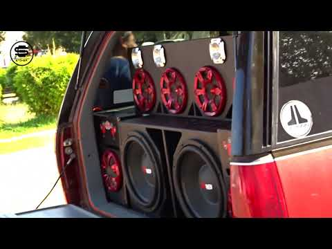 Chevrolet Car Audio DS18 Open Show