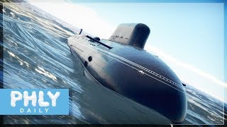NUCLEAR SUBMARINES | Russian Yasen-Class Submarine (War Thunder Silent Thunder)
