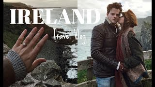 TRAVEL VLOG: IRELAND | WE