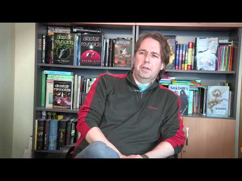 Alastair Reynolds Discusses THE BOOK OF THE NEW SUN