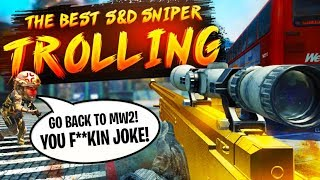 The Best S&D Trolling Yet - L118A Sniping