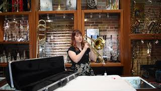 Trombone Assembly and Basic Maintenance