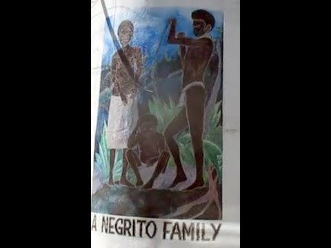 """Bud Brown in Dumaguete - """"The Ata Negritos Tribe."""" Part 1"""