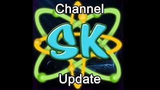 SpaceKryptonite Channel Update + Trailer Teaser 1/21/16