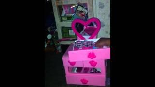 My Build A Bears Dresser