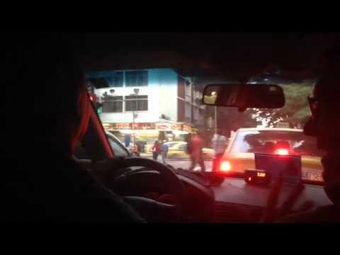 Diario da Rio, giro in taxi per le strade della città