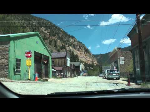 short tour of Silver Plume, Colorado