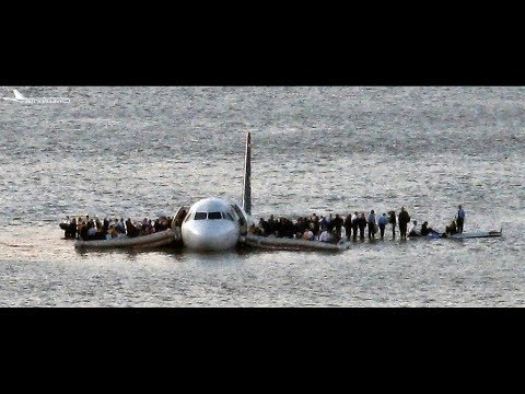 FS2004 - Miracle on the Hudson (US Airways Flight 1549)
