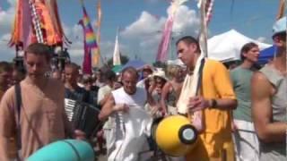 Harinam - Kirtan - Ratha Yatra - Woodstock 2011 - 6