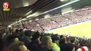 Inside Anfield Game Cam - Liverpool 2 Arsenal 2