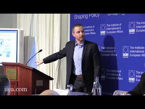 John Whelan - Blockchain and the Future of The Financial Industry