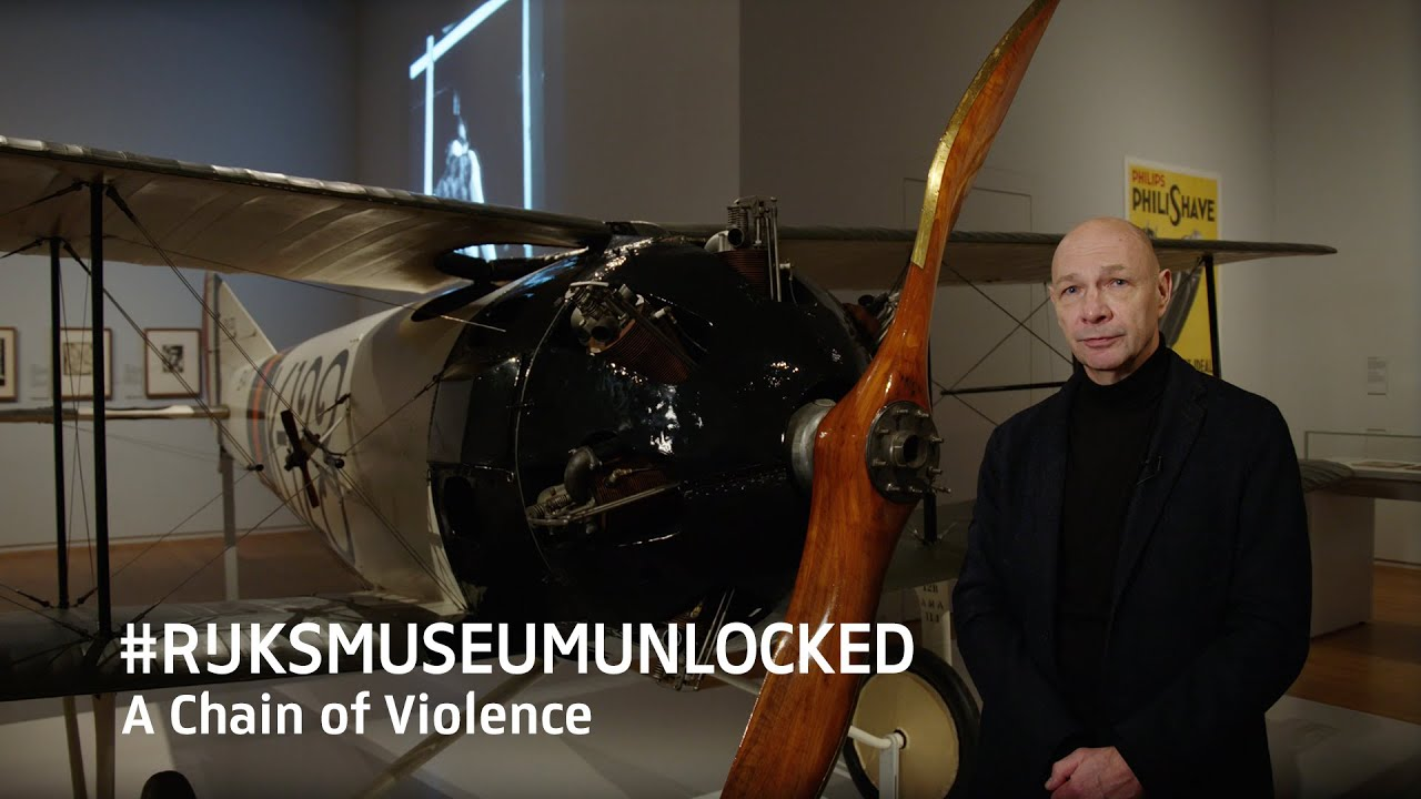 Video: #RijksmuseumUnlocked - A chain of Violence