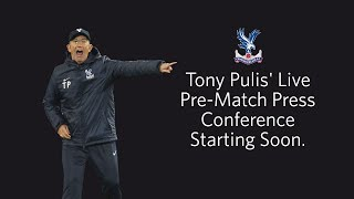 Tony Pulis' Pre-Chelsea Press Conference