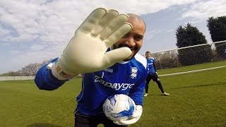 Gopro | Goalkeeper Training Session