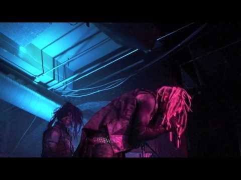 Davey Suicide - Unholywood Killafornia (LIVE) - A&R Music Bar - Columbus, Ohio - 11/1/12