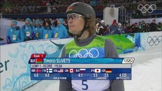 Freestyle Skiing Men Aerials Complete Event Final   Vancouver 2010