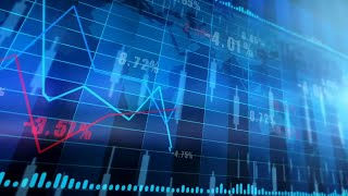 Stocks And Shares - Trading Motion Graphics