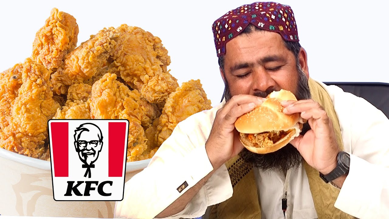 Download Tribal People Try KFC For The First Time