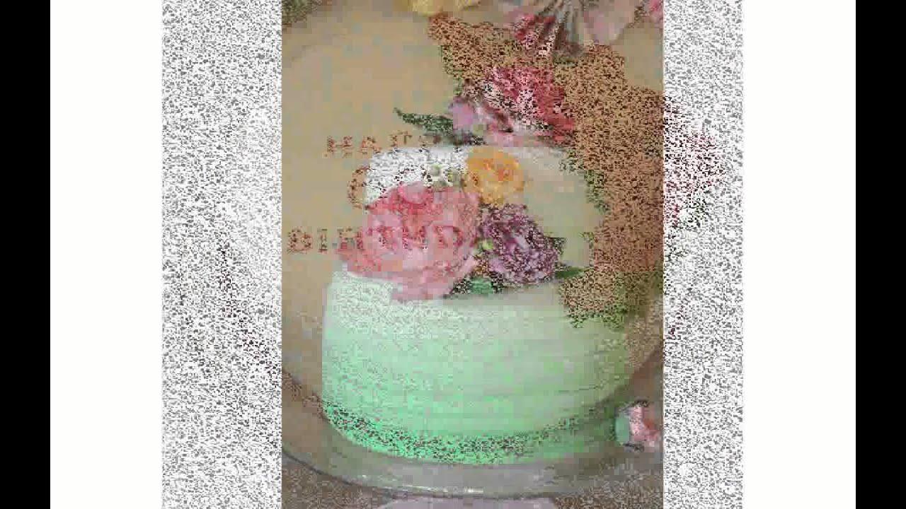 60th Birthday Cakes YouTube