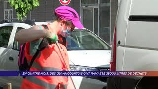 Yvelines | En quatre mois, des Guyancourtois ont ramassé 28 000 litres de déchets