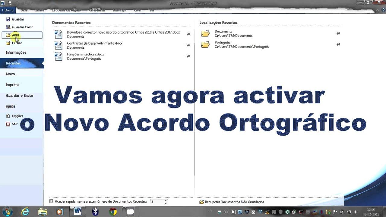 BAIXAR CORRETOR ORTOGRAFICO 2007 PARA WORD