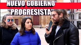 """EL NUEVO GOBIERNO """"PROGRESISTA"""""""