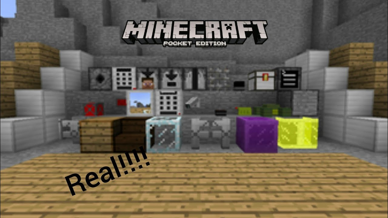 Securitycraft Mod Para Minecraft Pe 1 14 60 Y 1 16 0 57 Youtube