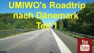 Mit dem Wohnmobil nach Jütland Dänemark | Teil 1 | Anreise bis an die deutsch-dänische Grenze