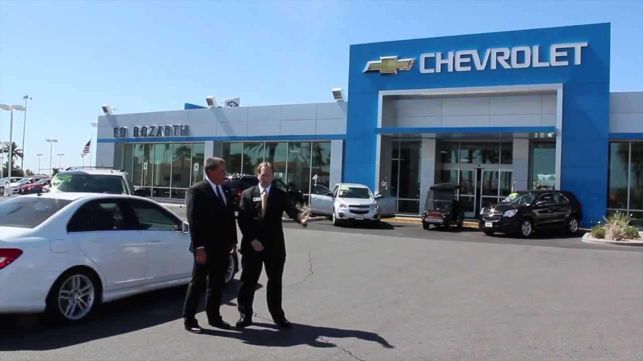 Tour Of The Ed Bozarth Nevada 1 Chevrolet Service Department Youtube