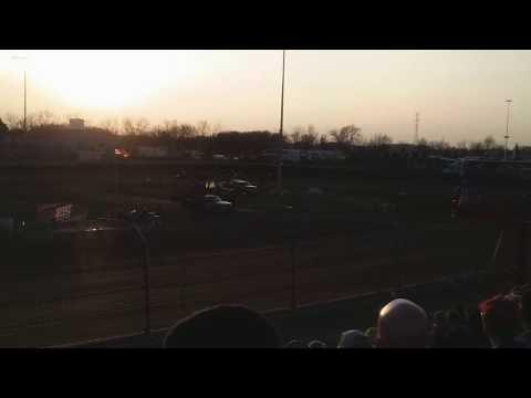 USAC Midgets Heat 1 Kokomo Speedway 4/6/19